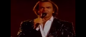 "Chart-topping ""I'm Alive"" By Neil Diamond Performed Live"