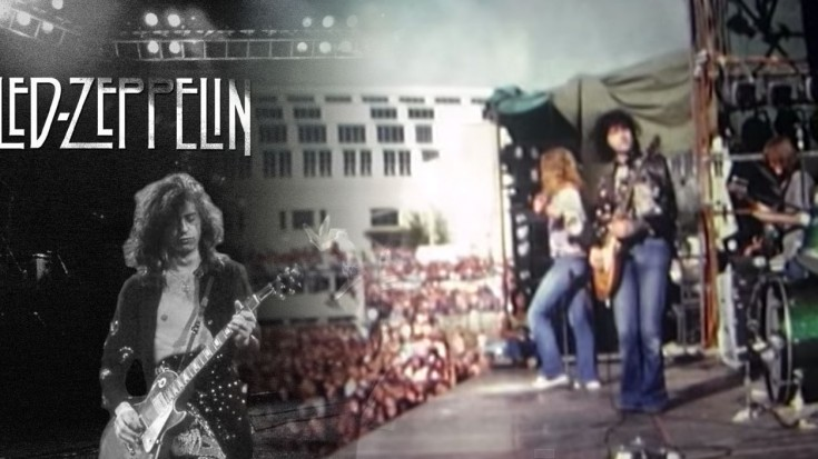 Led Zeppelin – Immigrant Song | Society Of Rock Videos