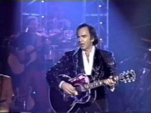 "Incredible Live Performance Of ""I Am… I Said"" By Neil Diamond"