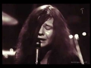 "Janis Joplin's Soulful Live Performance Of ""Work Me, Lord"" In Stockholm"