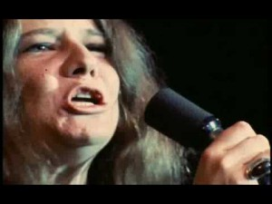 "Janis Joplin's Unforgettable Performance Of ""Ball and Chain"" Live In Monterey"