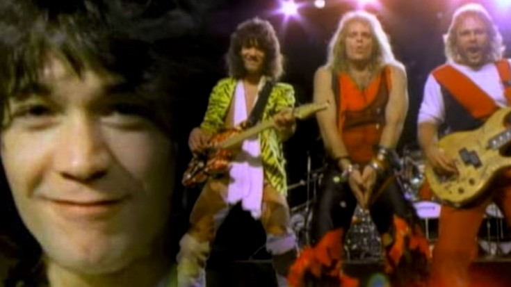 Van Halen- Jump Music Video | Society Of Rock Videos
