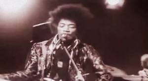 "Jimi Hendrix Shreds It In This Studio Version Of ""Little Wing"""