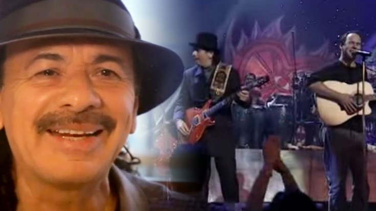 """Love Of My Life"" by Santana ft. Dave Matthews- AWESOME JAM 