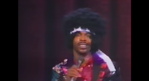 "Michael Winslow Impersonates Jimi Hendrix In His Version Of ""Purple Haze"""