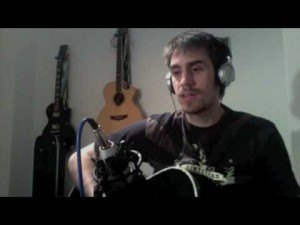 "Mike Sterren's Unplugged Cover Of Janis Joplin's ""Mercedes Benz"""