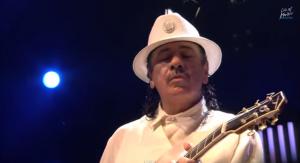 """Santana And McLaughlin Play The Soulful """"Naima"""" Live At Montreux"""