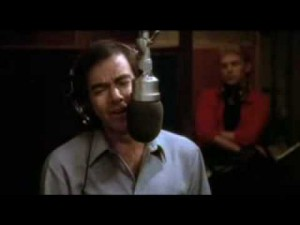 """Neil Diamond's Scene In """"The Jazz Singer"""" Featuring His Classic """"Love On The Rocks"""""""