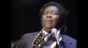 "B.B. King Sings ""Never Make Your Move Too Soon"" Live At Nick's"