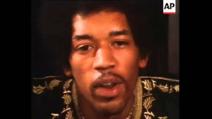 Rare Interview Footage Of Jimi Hendrix In Harlem
