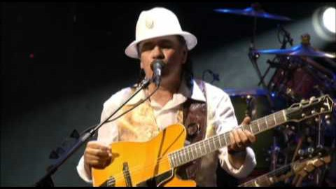"""Santana Rips It In """"Maria Maria"""" Live In Montreux   Society Of Rock Videos"""