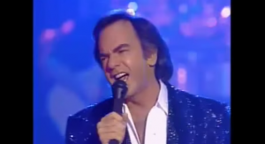 "Neil Diamond's Soulful Vocals In ""September Morn"" Live"