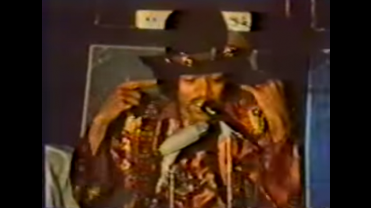 """Jimi Hendrix Rockin' To """"Sgt Peppers"""" Live 