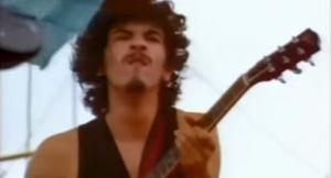 "Santana's Amazing Shredding In ""Soul Sacrifice"" Live"