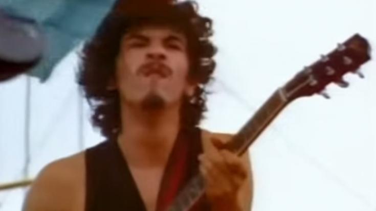 """Santana's Amazing Shredding In """"Soul Sacrifice"""" Live   Society Of Rock Videos"""