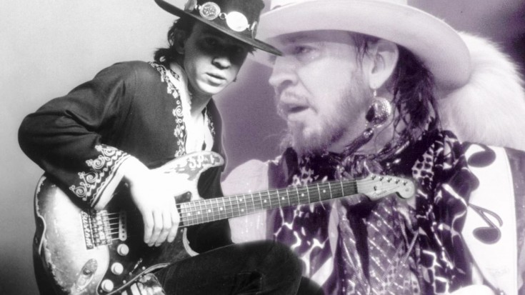 "INCREDIBLE Stevie Ray Vaughan ""Scuttle Buttin'"" Live 