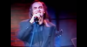"Stellar Live Performance Of ""Up On The Roof"" By Neil Diamond"