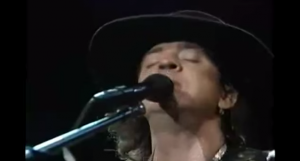 "SRV's Incredible Shredding In ""Voodoo Chile (Slight Return)"" Live"