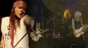 """Guns N' Roses """"Welcome To The Jungle"""" LIVE 1988"""