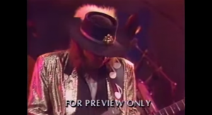 "SRV And Lonnie Mack Rock The Orpheum Theater With ""Wham"" Live"