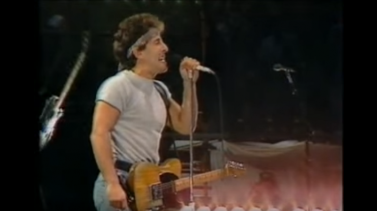 Bruce Springsteen – Born in the U.S.A. | Society Of Rock Videos