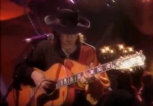 "Stevie Ray Vaughan – ""Testify"" (MTV Unplugged) Live"