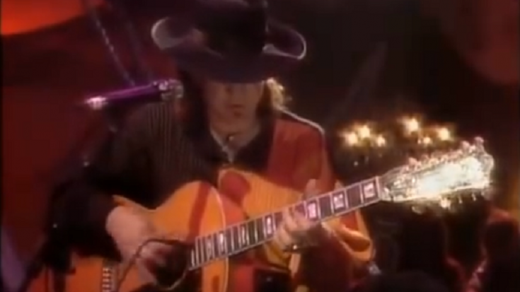 "Stevie Ray Vaughan – ""Testify"" (MTV Unplugged) Live 