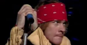 Guns N' Roses – 'Knocking On Heaven's Door' Live In Tokyo 1992