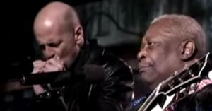 Ray Charles Tribute – Bruce Willis, B.B. King, Billy Preston – Sinners Prayer
