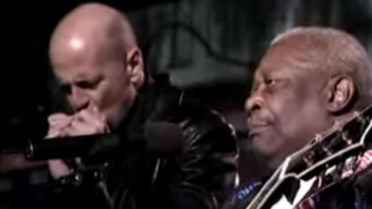 Ray Charles Tribute – Bruce Willis, B.B. King, Billy Preston – Sinners Prayer   Society Of Rock Videos
