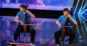 Emil & Dariel: Cello Players Rock With Jimi Hendrix Cover – America's Got Talent 2014