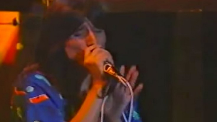 Journey – 'Anyway You Want It' Live In Osaka 1980 | Society Of Rock Videos