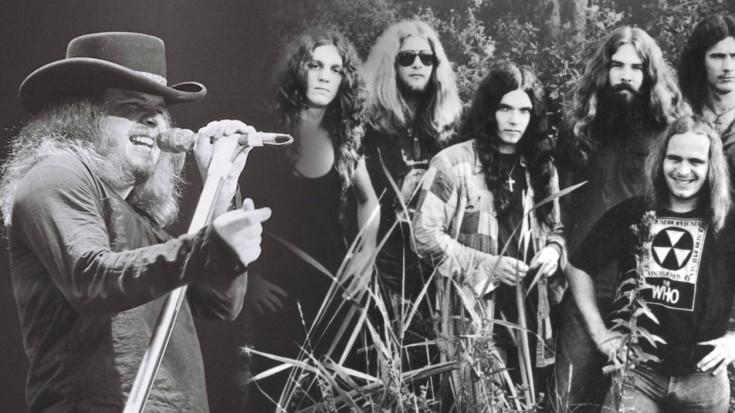 LYNYRD SKYNYRD – That Smell (1977) | Society Of Rock Videos