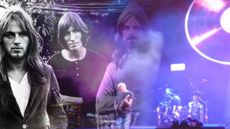 "Pink Floyd ""Shine On You Crazy Diamond"" Live Performance 