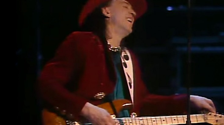 Stevie Ray Vaughan – Lenny Live | Society Of Rock Videos