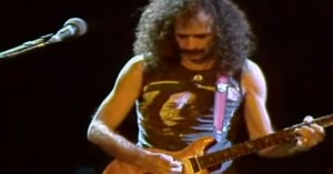 Santana – She's Not There 1987