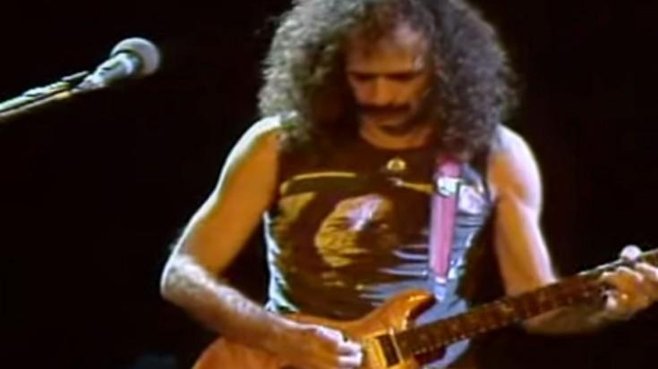 Santana – She's Not There 1987 | Society Of Rock Videos