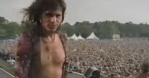 Aerosmith Cryin' Live Holland '94