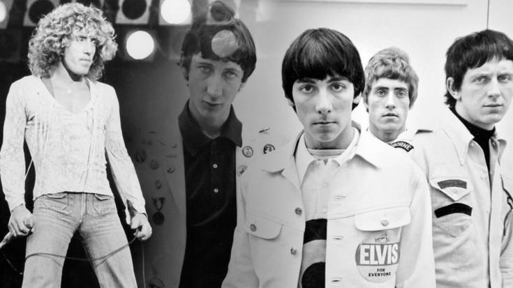 The Who – Baba O'Riley | Society Of Rock Videos