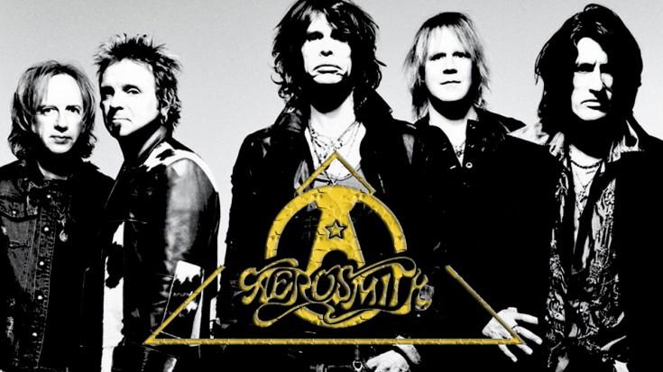 Aerosmith Sweet Emotion Rock For The Rising Sun