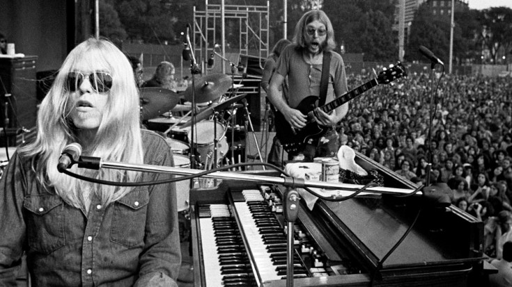 Allman Brothers – Whipping post LIVE – Gainesville, FL 1979 | Society Of Rock Videos