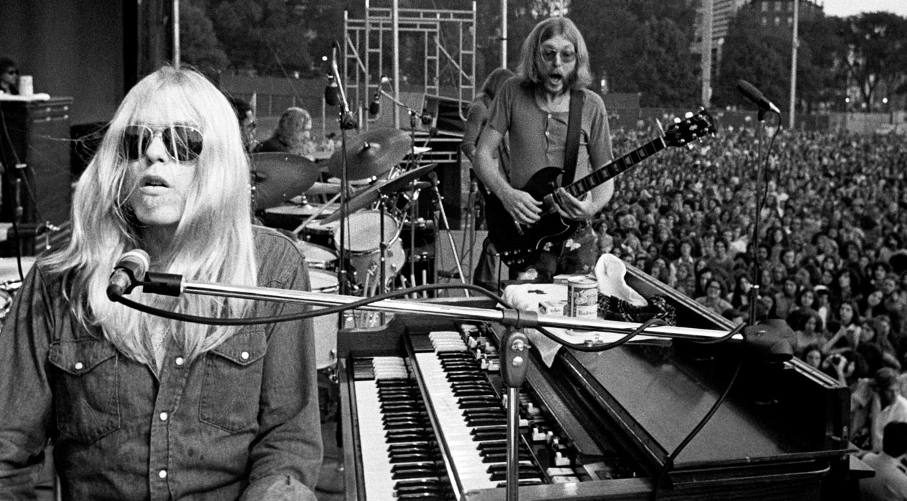 Allman Brothers Whipping Post Live Gainesville Fl