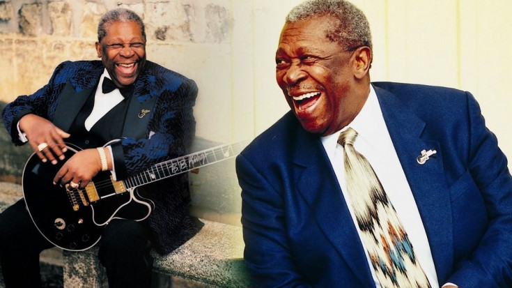 BB King Calls This One Of His Best Performances! | Society Of Rock Videos