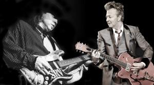 Brian Setzer & Marty Stuart The House Is Rockin'