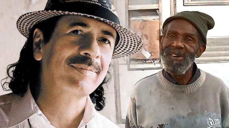 Carlos Santana Reunites with Homeless Ex Bandmate | Society Of Rock Videos