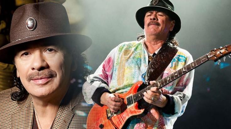 Carlos Santana — Black Magic Woman LIVE! | Society Of Rock Videos