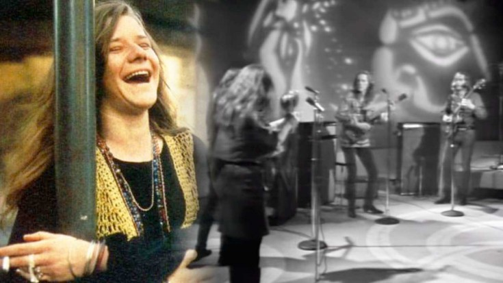 Janis Joplin with Big Brother and the Holding Company – Coo Coo – Live | Society Of Rock Videos