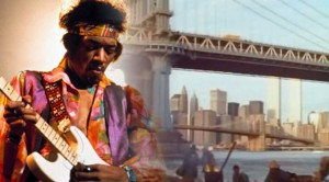 Jimi Hendrix- Crosstown Traffic Official Music Video