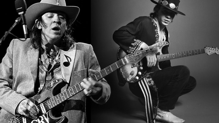 Stevie Ray Vaughan Stang's Swang Intro Live In Hawaii | Society Of Rock Videos