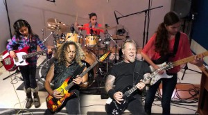Enter Sandman – METALLICA Cover – The Warning